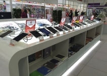 Защита планшетов с помощью D-FLY в магазине ЭЛЕКС